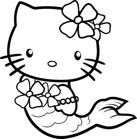 hello pictures to color pictures to color cat coloring page hello
