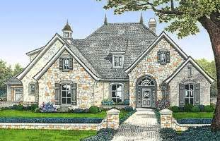 european country house plans plan w48101fm european styling with options e