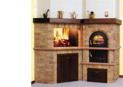 camino e forno a legna filottrani antonio c s n c rivestimento con forno ad