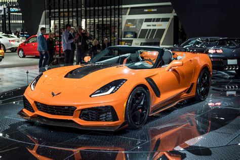 corvette zr pictures   los angeles auto show