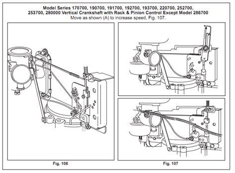 briggs and stratton 12 5 hp engine diagram briggs free
