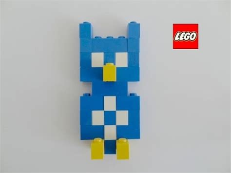 lego owl tutorial easy lego video tutorials lego instruction how to build
