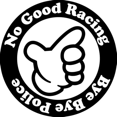 Racing Aufkleber by Quot No Good Racing Whitey Jdm Sticker Quot Stickers By
