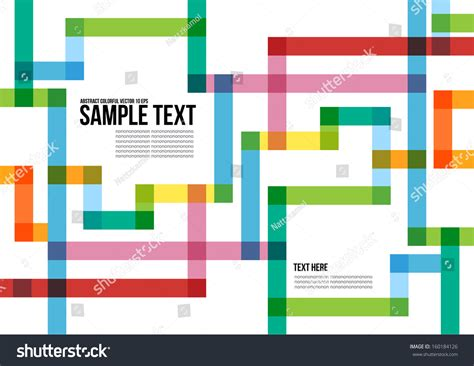 poster abstract layout abstract colorful pattern background cover layout