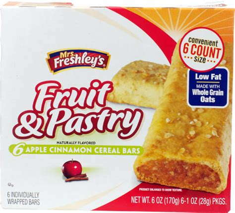 fruit until noon fruit pastry cereal bars review mrbreakfast