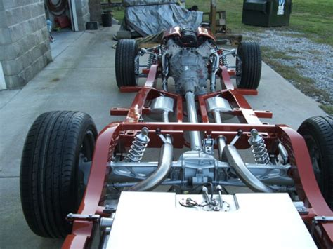 1955 1956 1957 chevy chassis frame c4 corvette suspension