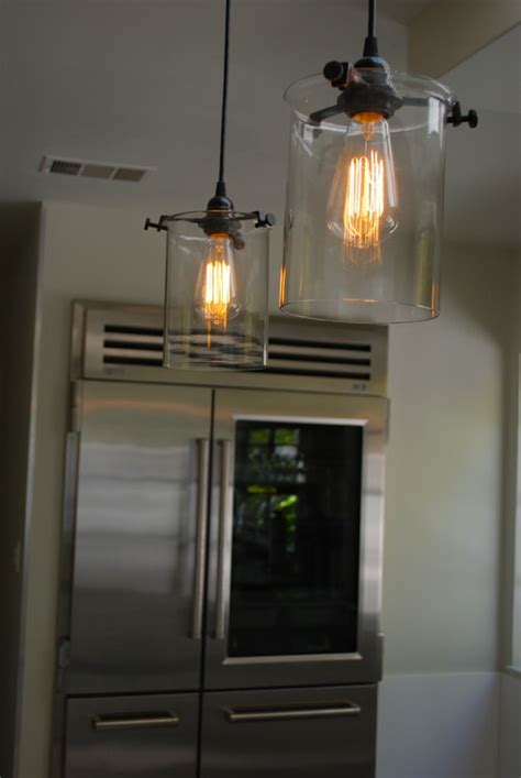 Edison Island Light Edison Bulb Island Light Pendant Light Fixture Edison Bulb Brushed Nickel Pendant Kitchen