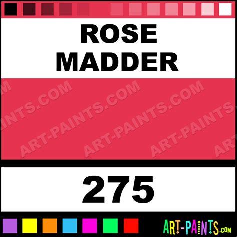 madder artists watercolor paints 275 madder paint madder color da vinci