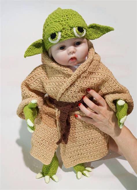 crochet pattern yoda ears infant yoda crochet costume pattern pdf star wars