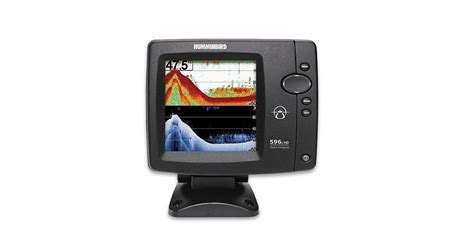 Finder Review The Humminbird 596c Hd Di Review