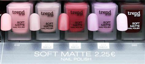 dm matt nagellack trend it up sortiment update preise und swatches