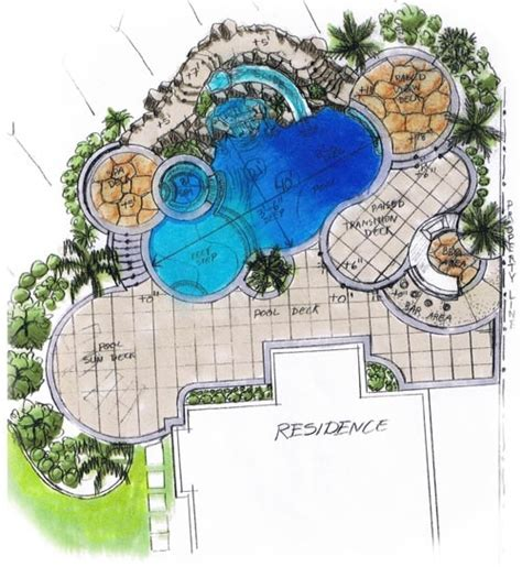 pool plans by design final major project final major project