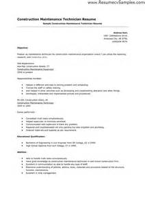 resume sle for computer technician sle resume for computer technician 28 images pct