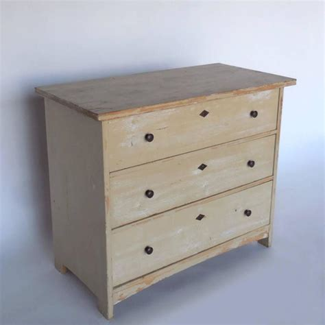 Painting Chest Of Drawers White by Painted White Swedish Chest Of Drawers For Sale At 1stdibs