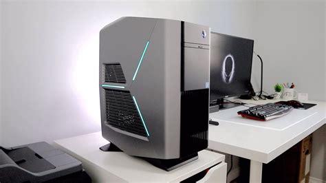 new alienware r7 better than custom build