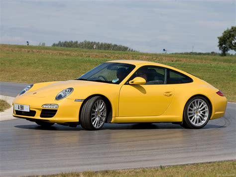 yellow porsche 911 2009 yellow porsche 911 wallpapers
