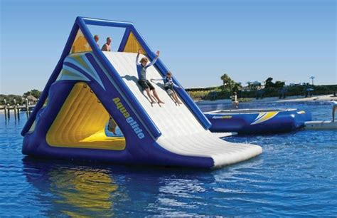banana boat ride pensacola inflatable floating water park time of your life