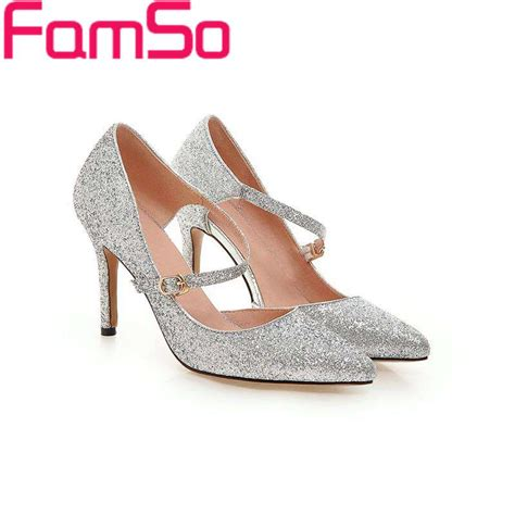 get cheap prom shoes gold aliexpress alibaba