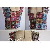 Crochet  Tops/vest/ On Pinterest By Colleengurr
