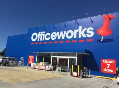 queensland officeworks sale sets record low yield inside retail