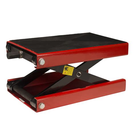 Motorrad Uk Import by 1100 Lb Wide Deck Motorcycle Center Scissor Lift