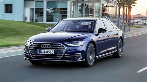 Audi A8 2019 by 2019 Audi A8 Drive Motor1 Photos
