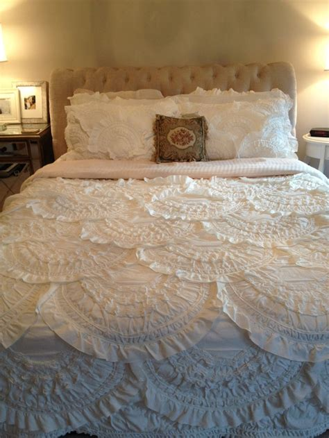 Anthropologie Rivulets Quilt by Anthropologie Rivulets Quilt Shams In Ivory Bedroom