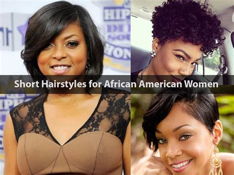 Most Alluring Short Hairstyles For African American Women | most alluring short hairstyles for african american women