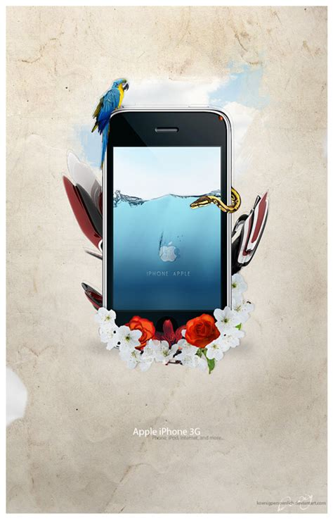 design poster on iphone 11 reasons why white spaces are good in graphic design