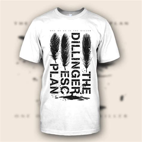 T Shirt Feather Be You White feather block white t shirt sumr merchnow your