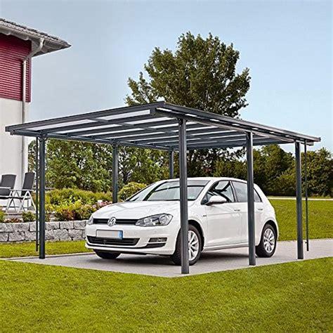 alu carport bausatz aluminium carport bausatz kaufen kostenlose lieferung