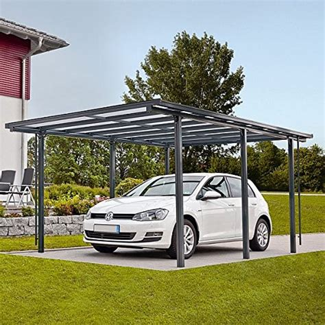 Alu Carport Bausatz by Aluminium Carport Bausatz Kaufen Kostenlose Lieferung