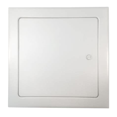 acudor products 8 in x 8 in steel wall or ceiling access