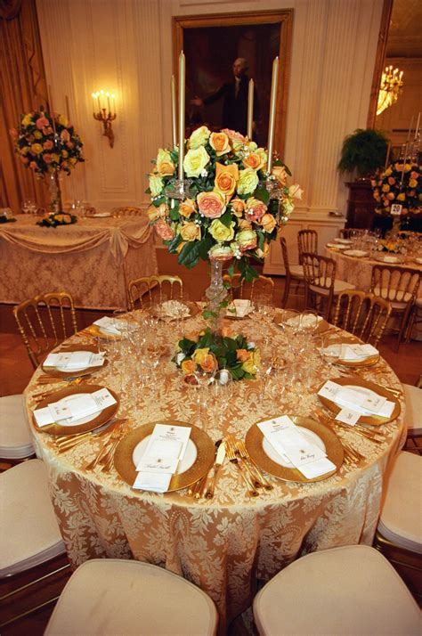 state dining room  dinners