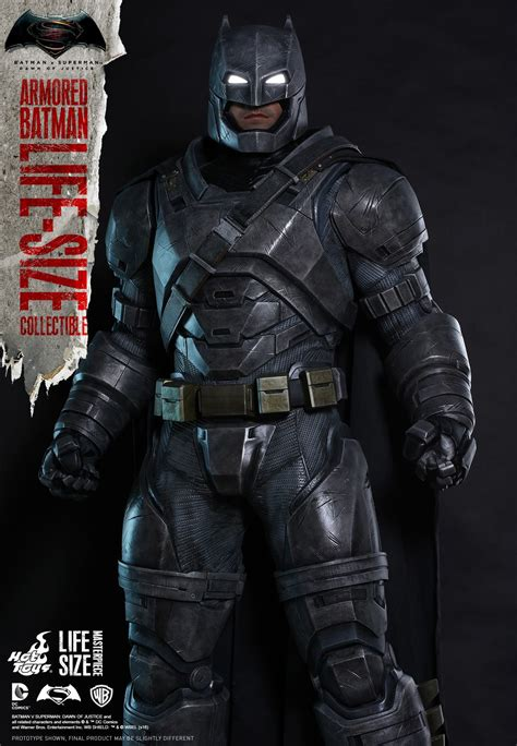 Toys Batman Vs Superman Armored Batman toys size armored batman the toyark news