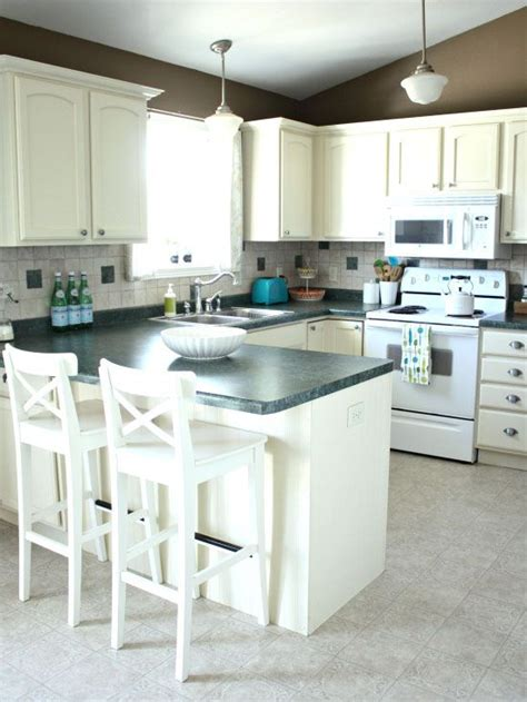 redecorating kitchen cabinets before and after photos of an entire house using just