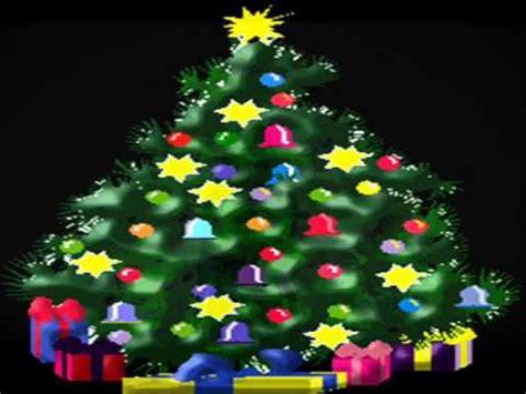 little christmas tree jose mari chan youtube
