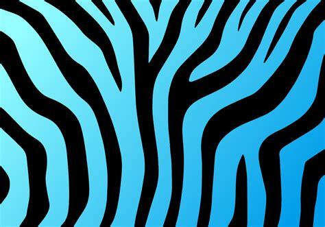 free zebra pattern background neon blue zebra print vector background download free