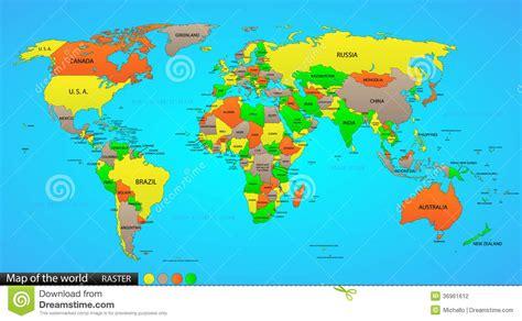mondos world mappa del mondo