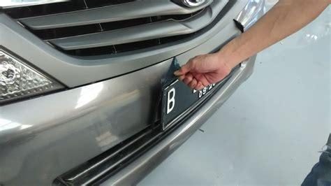 Lu Hid Mobil Yang Bagus tips melepas cutting stiker agar tidak membekas di bodi