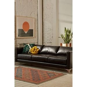 recycled leather sofa sofas shop for sofas on polyvore