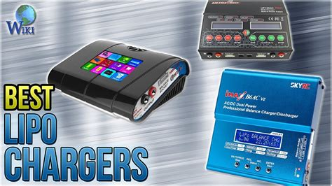 best lipo battery charger 7 best lipo chargers 2018