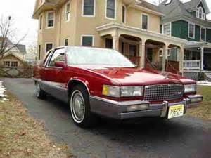 1990 Cadillac Fleetwood Coupe Sell Used 1990 Cadillac Fleetwood Base Coupe 2 Door 4 5l