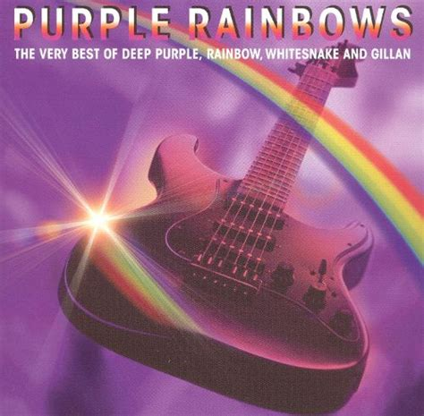 best purple cover purple rainbows the best of purple rainbow