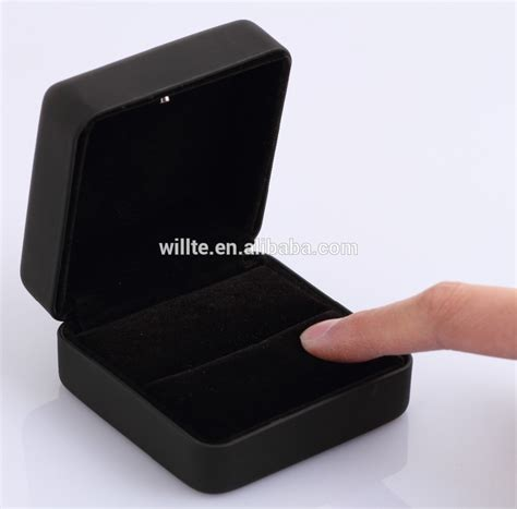 engagement ring boxes that light up sale engagement ring box led light shenzhen factory