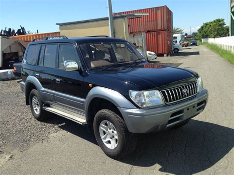 toyota land cruiser prado for sale in usa toyota land cruiser prado tx limited 2002 used for sale