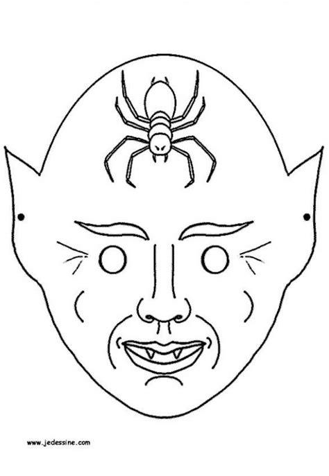♥ProfªAnanda♥: Halloween-Máscaras para Colorir