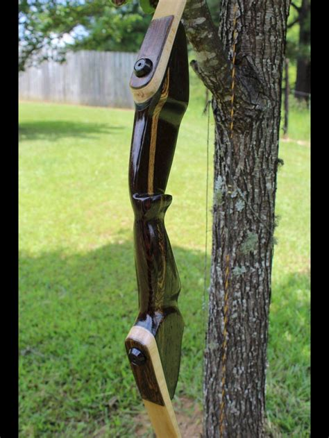 Handcrafted Recurve Bows - 17 best ideas about custom recurve bows on
