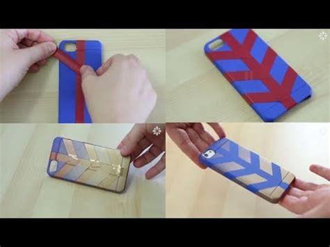 cara membuat na dan pda cara membuat casing handphone unik dan lucu youtube