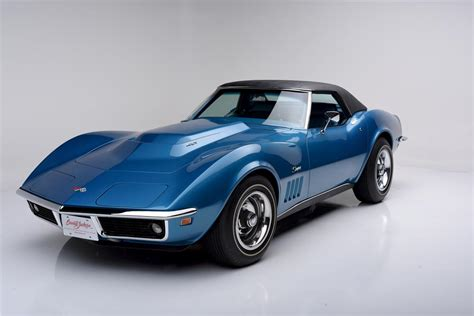 1969 chevy corvette 1969 l88 corvette to be offered at barrett jackson s 2016
